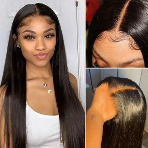 30 Inch Lace Front Human Hair Wig