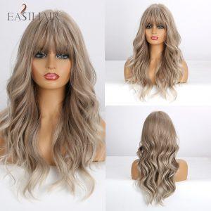 EASIHAIR Long Body Wave Wigs