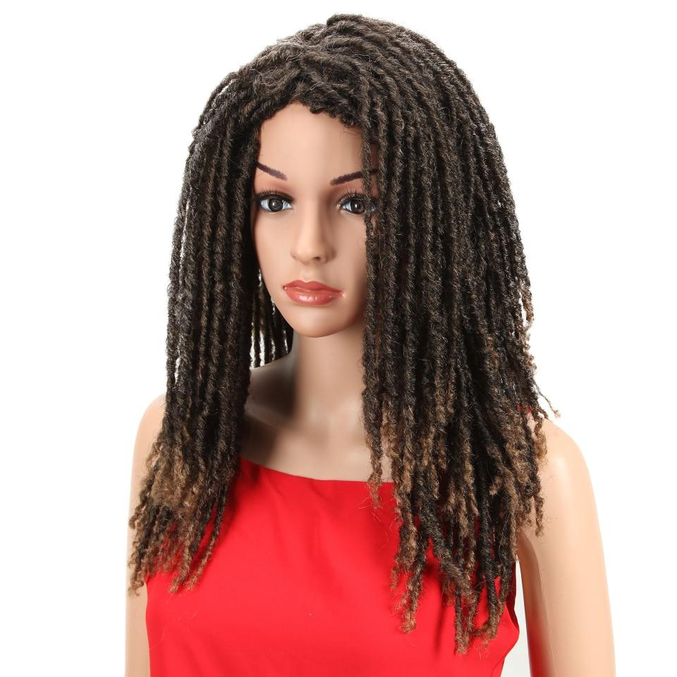 22 Inch Afro Long Synthetic Wigs